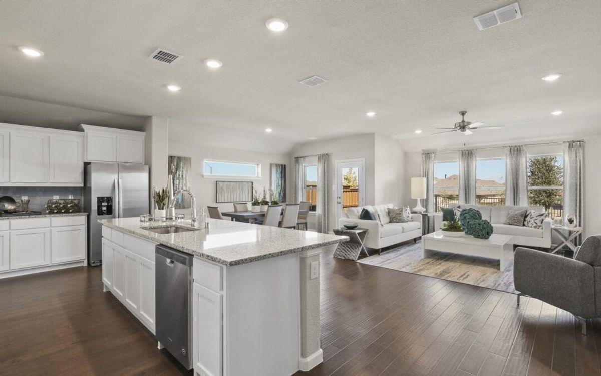 Plano homebuilder springs into DFW entry-level home market