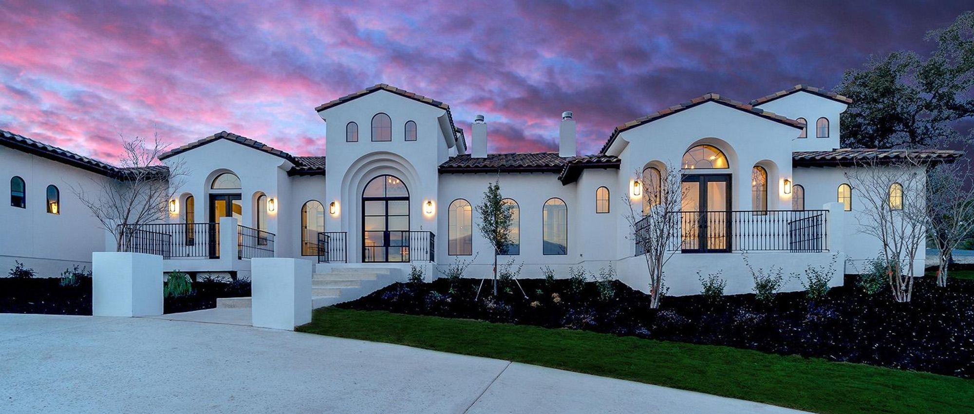 Custom Home Builders San Antonio Weston Dean Custom Homes