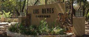 Los Reyes Canyons
