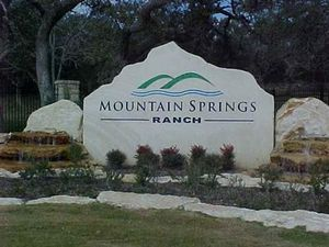 Mountain Springs Ranch