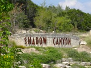 Shadow Canyon