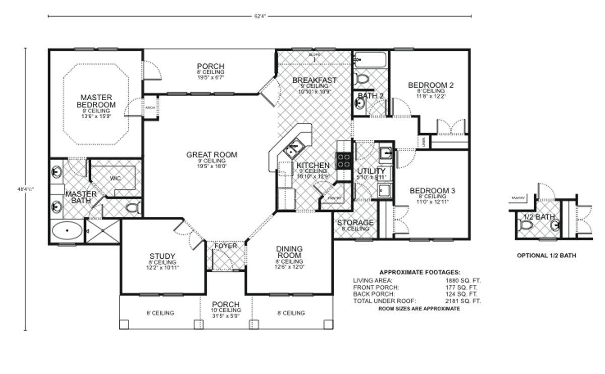 Frio Floor Plan