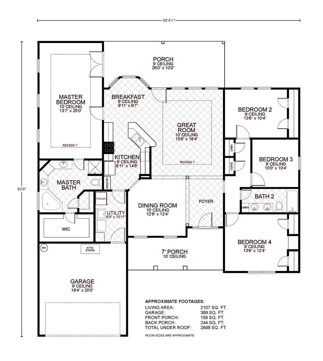 Navasota Floor Plan
