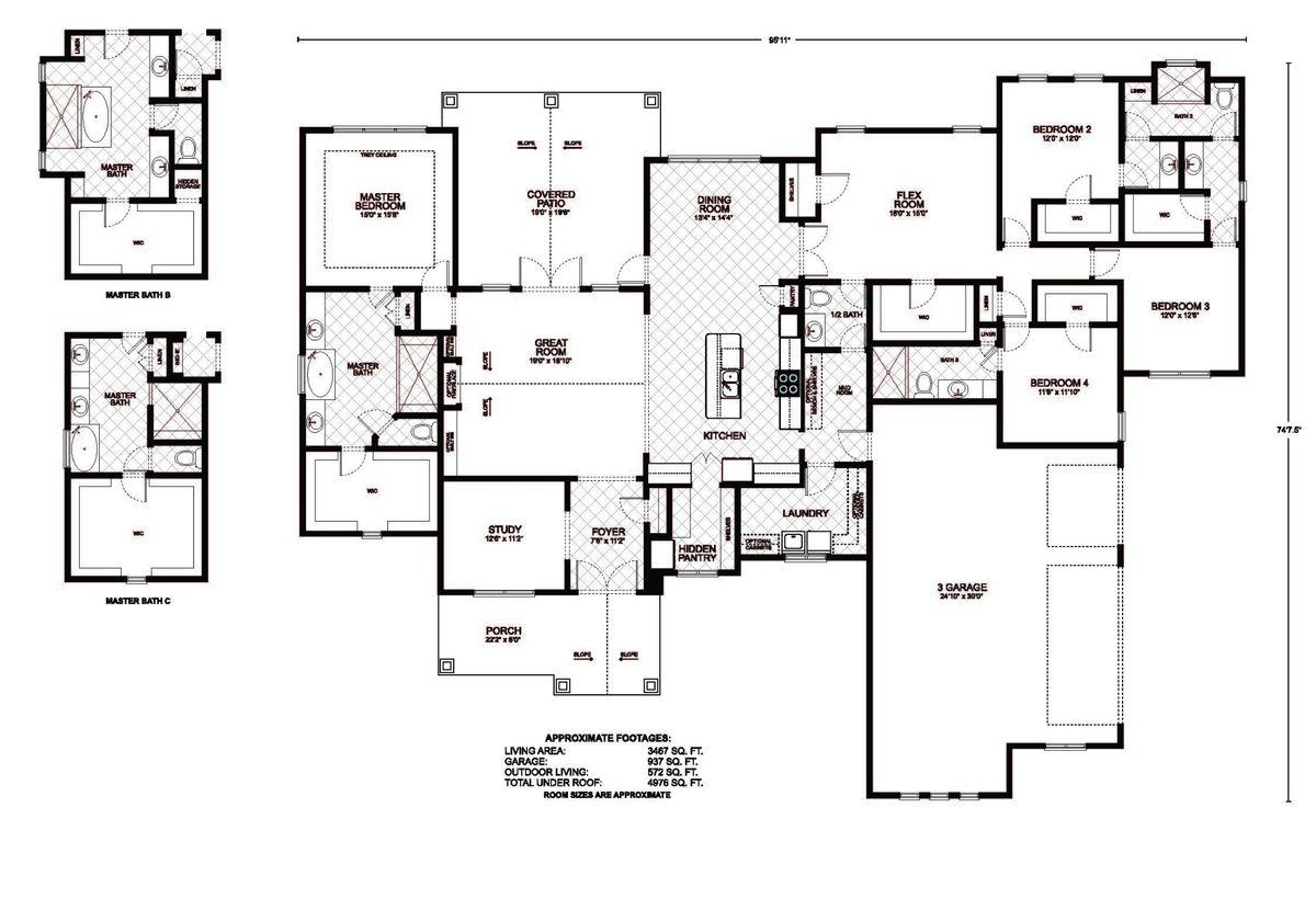 Carthage Floor Plan
