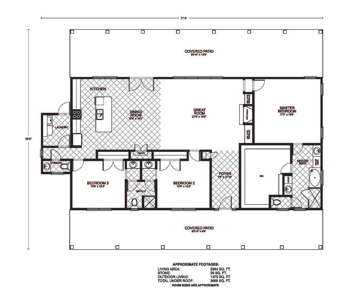 Bartlett Floor Plan