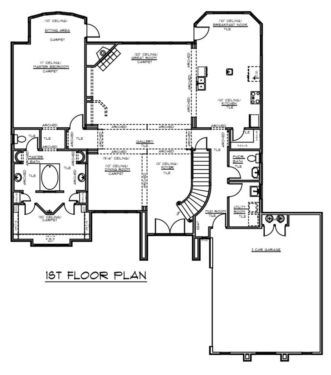 Avalon First Floor