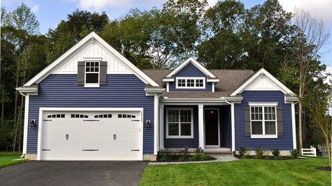 new homes in milton, DE in woodridge community