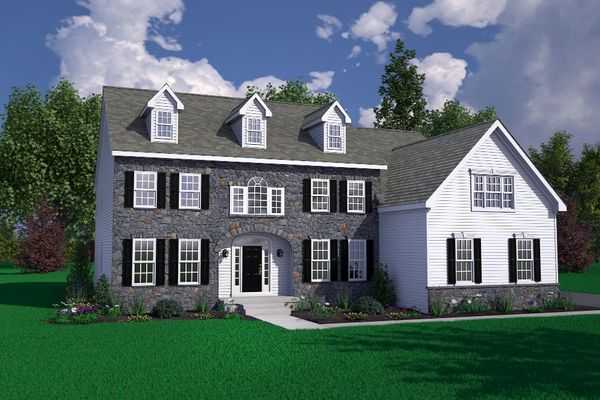 new homes in lincoln university, PA by Wilkinson Homes
