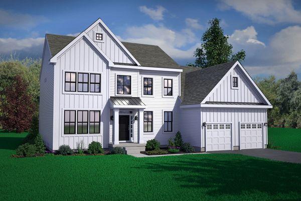 new homes in felton, DE by wilkinson homes
