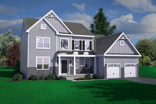 new homes in high pointe meadow by wilkinson homes