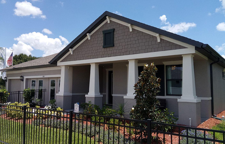 Villa D Este At Cypress Creek New Homes In Sun City Center Fl