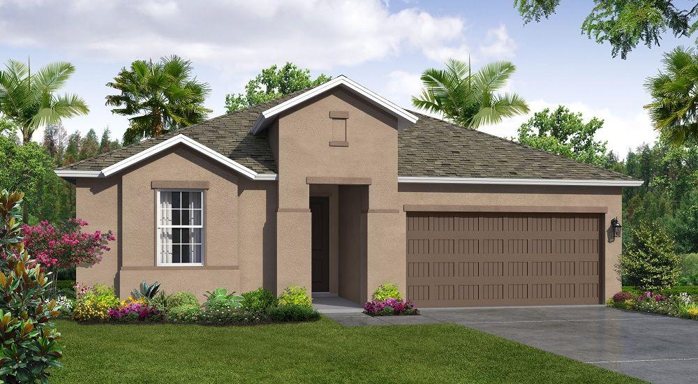 Casey Key | New Home Floor Plan | William Ryan Homes on
